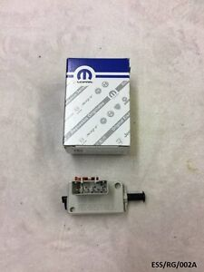 GENUINE MOPAR Brake Light Switch for Chrysler Voyager 2001-2010 ESS/RG/002A