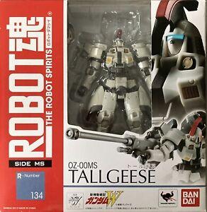 Bandai Robot Spirits Damashii Anime Mobile Suit Gundam Tallgeese 1 Action Figure