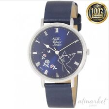 ALBA Watch  Adult Ghibli Witch Delivery Service Navy Dial ACCK 417 From JAPAN