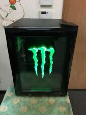New listing Monster Mini Fridge Idw - Refrigerator G-Style 1 With Locking Keys