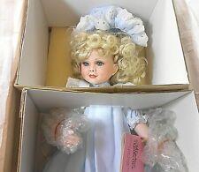 Paradise Galleries Treasury Collection Elizabeth Porcelain Doll 424A NIB No Bear