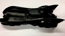 Jada Metals 1989 Batmobile 1:24 Batmobile Semi Flat Black Diecast Model Car