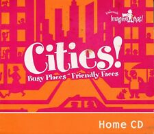 Kindermusik: Cities! Busy Places - Friendly Faces (Imagine That!) CD