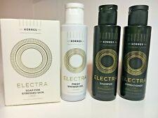 KORRES GOLD EDITION ELECTRA GIFT SET IDEA PACK CITRUS SHOWER GEL + SOAP BAR