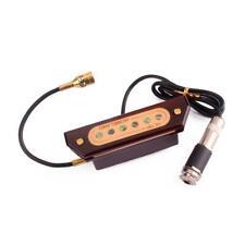 Singlecoil-Akustikgitarren-Tonabnehmer mit Push-Pull-Schalter für
