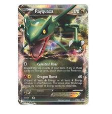 RAYQUAZA EX BW47 Ultra Rare Black Star Promo Holo Foil Pokemon Card