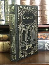 DRACULA, DRACULA'S GUEST, LAIR WHITE WORM by BRAM STOKER Leatherbound NEW
