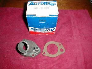 NOS EVERCO 1965-86 FORD 260 289 302 351W THERMOSTAT HOUSING MERCURY MOST