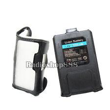 BAOFENG UV-5R Original Soft Case + 1800Mah Li-ion Battery