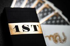 1st Playing Cards V2 by Chris Ramsay neu sealed Spielkarten Poker Zaubertrick
