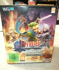 Nintendo Wii U Zelda  HYRULE WARRIORS LTD ED Boxed deluxe new pal euro