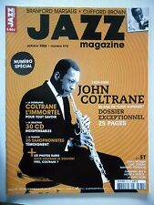 JAZZ MAGAZINE #574 John Coltrane,Duke Jordan,Maynard Ferguson,Dewey Redman