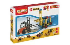 ELENCO ENG-1220 DIY ENGINO 12 Model Set