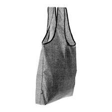 NEW IKEA KNALLA FOLDABLE CARRIER BAG SHOPPING BAG - BLACK