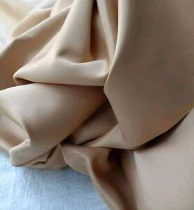 HEAVY, GOLD, DUCHESS SATIN, BRIDAL,WEDDING DRESS, fabric, 200gsm *SAMPLES*