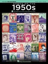 Songs of the 1950s: The New Decade Series with Online Play-Along Backing Tracks