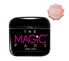 The Magic Pads 2% Glycolic Acid Pads w/ Usda Certified Organic Extracts 60 Count