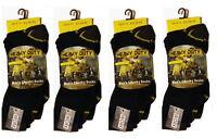 Men's Socks Thick Work 6-11 Heavy Duty Thermal Winter Warm Foot Wear 3 6 12 Pair