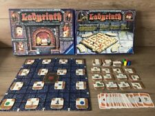 Vintage Labyrinth The Moving Maze Game Ravensburger 1992 | ALL Pieces & Cards