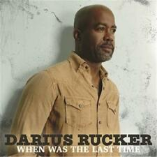 DARIUS RUCKER WHEN WAS THE LAST TIME CD NEW unsealed