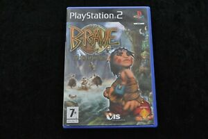 Brave The Search For Spirit Dancer Playstation 2 PS2