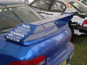 JDM Subaru Impreza Sti GC8 Version 5 6 v5 v6 WRC Spoiler 22b ej20 ej25 WRX s201