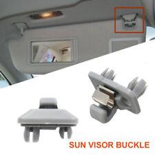 1Pc Innere Sonnenblende Haken Klipp Halter Fit für Audi Halterung A1 A4 A5 Q3 Q5