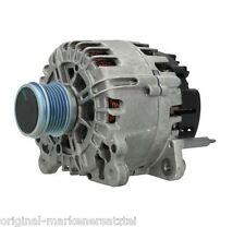 Lichtmaschine Generator AUDI A3 A4 A5 Q5 Seat Skoda VW Tiguan ORIGINAL VALEO NEU