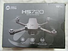 Holy Stone HS720 Drone with 4K HD Camera Foldable Brushless RC Quadcopters GPS