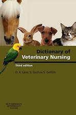 Dictionary of Veterinary Nursing-ExLibrary