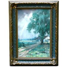 Henry (HY) Hintermeister (1897-1970) American artist original pastel JUNE signed