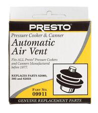 Presto  Rubber  Pressure Cooker Automatic Air Vent
