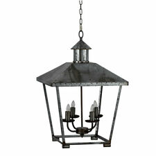 "Frey 4-Light Chandelier 18x18x28""-43685-DS"