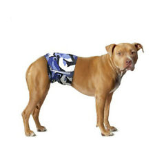 Pet Male Dog Belly Band Wraps Washable Diapers for Small and Medium Dogs