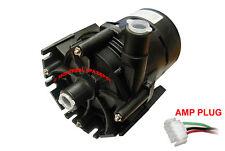 "Laing E10 spa hot tub circulation pump 230V 3/4"" barbed with 4' cord & AMP plug"