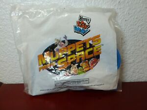 SEALED IN PACKAGE 1999 Wendy's Happy Meal Kids Toy MUPPETS IN SPACE GONZO PUZZLE