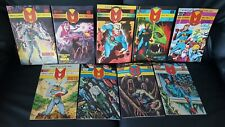 MIRACLEMAN 12 BOOK LOT #s 1, 2, 3, 6, 8, 9,10,11,13,& 22 + 2 /Eclipse *SEE INFO