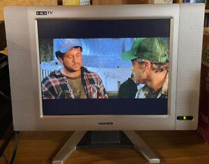 "Magnavox 15MF500T/37 Television TV Monitor 15"" EUC"