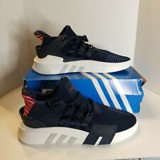 Adidas EQT Basketball ADV Collegiate Navy Size 13 1/2 Shoes NEW