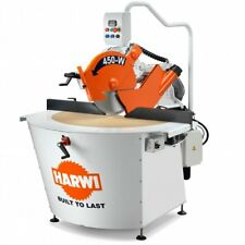 New Harwi 450W Heavy Duty Crosscut Saw   **9,975.00 + Vat**