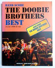 The Doobie Brothers Best Band Score Japan Guitar Tab