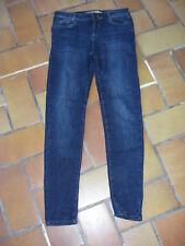 jean denim Cache-Cache 34 coton élasthanne