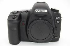Canon EOS 5D Mark II 21.1MP 3''Screen Digital SLR Camera - SHUTTER COUNT: 2587