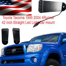 NEW Toyota Tacoma 42 inch  Curved Led Light Bar mount Bracket 1995 1996 2004