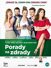 Porady Na Zdrady DVD Film Szybka Wysylka Z Polski PL