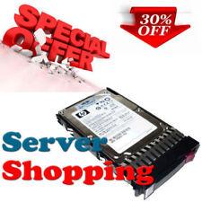HP DG 0146 BARTP 146 GB 3 G 10K PRM 2.5 in (ca. 6.35 cm) dual port SAS 518006-001 HARD DISK