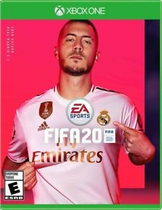 FIFA 20 STANDARD EDITION: - XBOX ONE, Good Xbox One,Xbox One Video Games