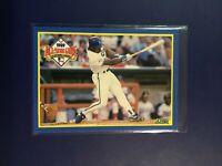 1990 Score # 566 BO JACKSON ALL STAR MVP Kansas City Royals