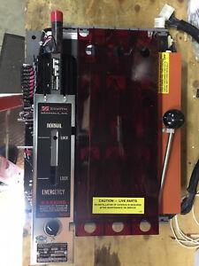 Zenith Automatic Transfer Switch  ZTS10ECS-7 100A 480V 60Hz