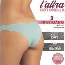 COTONELLA 3 BRASILIANO DONNA 3490 00100